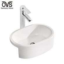 bassin de lavage de main de salle de bains commerciale
