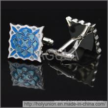 VAGULA manchette Promotion cadeaux bleu boutons de manchettes (Hlk31715)