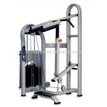 China fitness euqipment nomes em pé de bezerro Levantar máquina