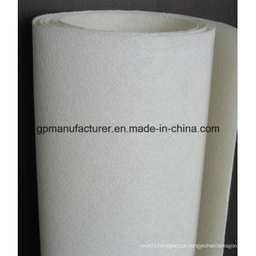 Poliéster de alta qualidade poliéster Spunbond Mat para membranas à prova d'água de betume