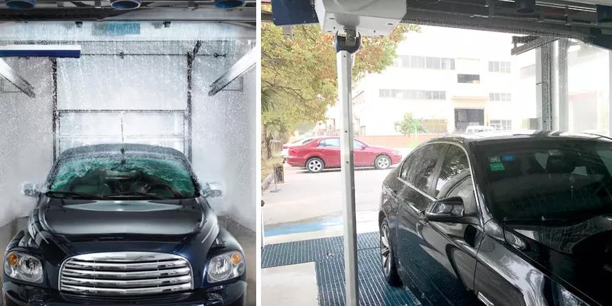 Leisuwash car wash