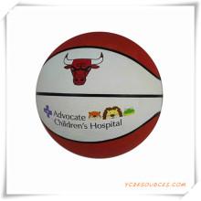Baloncesto de goma del tamaño 7 para el regalo de la promoción (OS24003)