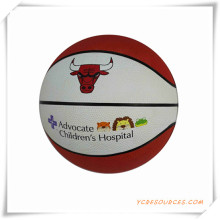 Size 7 Rubber Basketball for Promotion Gift (OS24003)