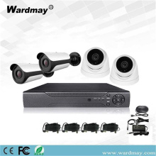 CCTV 8.0MP Sirrin HD DVR Kits