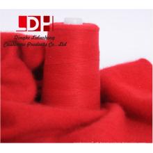 Fio de caxemira de outono e inverno para fatura de malha de tecidos de lã