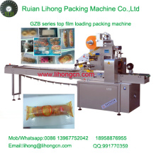 Gzb-350A Machine d'emballage de flux automatique de pain à air haute vitesse Gzb-350A