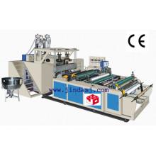 2-3-5 capa de estiramiento de PE película que hace la máquina