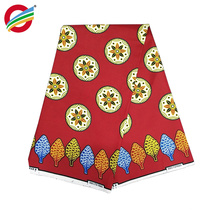 Wholesale african veritable 100%polyester wax block print fabric