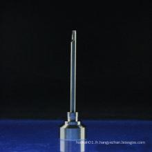 Capuchon de carbure de titane pelleté à poussière pour ongles Domeless (ES-TN-002)