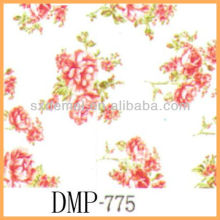More than 50 patterns floral design canvas fabric