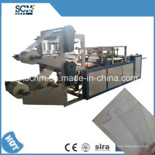 Double Layers Pastry Bag Making Machine