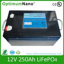 Batterie profonde LiFePO4 12V 250ah