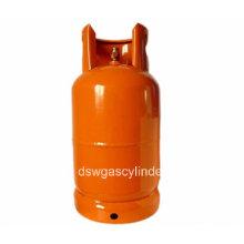 GB Cylindre de gaz LPG standard pour la cuisine