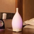 Diffuseur d'huile de parfum en céramique électrique fait à la main de conception d'art
