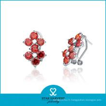 Boucles d'oreille de charme de haute qualité pour filles fabriquées en Chine (SH-E0158)