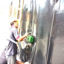 Máquina de soldadura y geomembrana lisa HDPE de 1 mm con precio económico