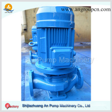 Vertical Cooling Tower System Inline Water Pump