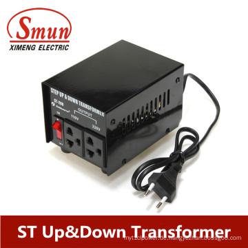 St-200 200W Aufwärts- und Abwärtstransformator für den Heimgebrauch