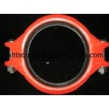 Couping de aço inoxidável do conector da tubulação do investimento da precisão (carcaça perdida da cera)