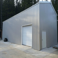 Easy to Install Steel Structure House