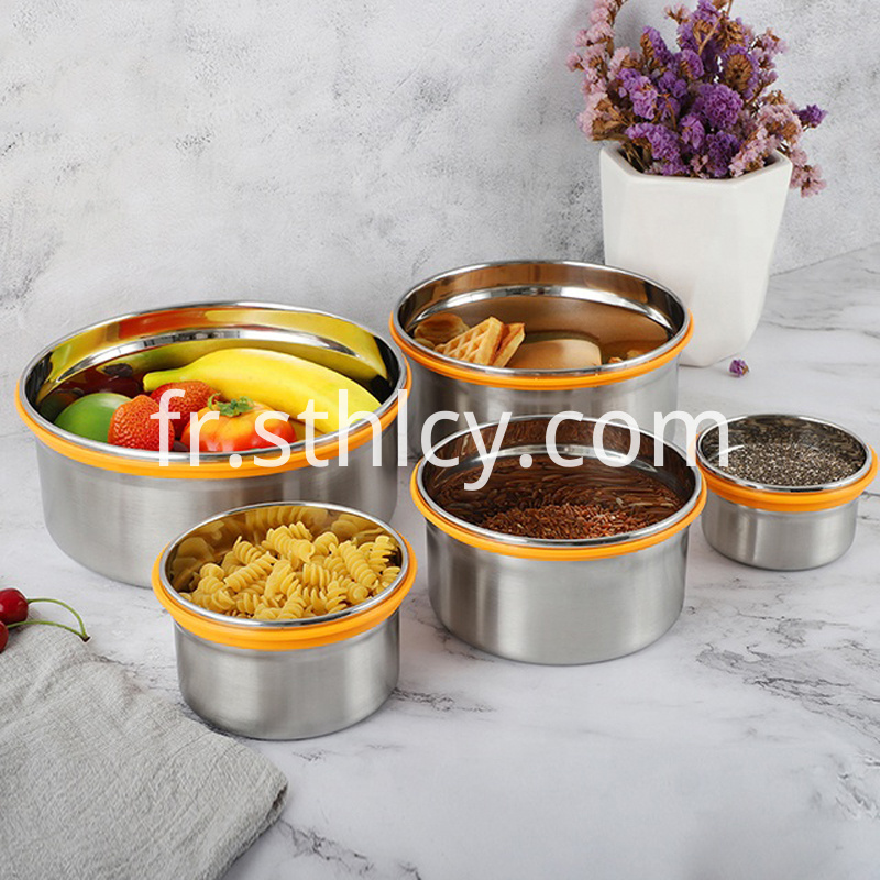 Bulk Food Stainless Steel Lunch Box