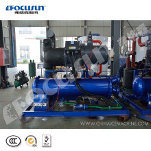 2020 high quality and low price medium capacity High Efficiency 40 ton fresh water flake ice machine