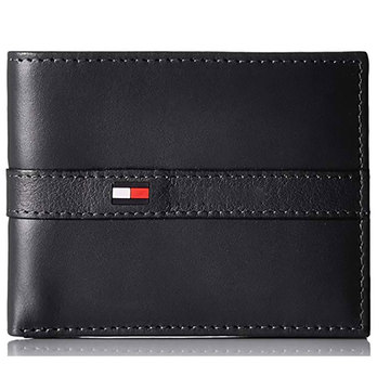 Minimalist Men Leather Rfid Wallet