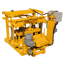 QTF40-3A columbia brand new concrete equipment brick block making maker machine factory price