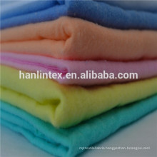 reactive and pigment 100% 20*10 cotton flannel fabric/Printed TC flannel fabric wholesale