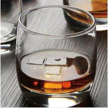 Taza libre del whisky de LEED Vidrios de consumición