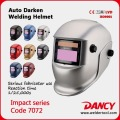 new arrival !factory frosted auto darkening filter welding helmet