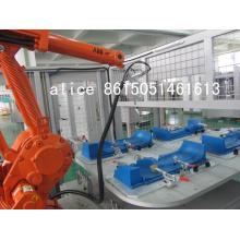 Máquina de solda robótica ultra-sônica