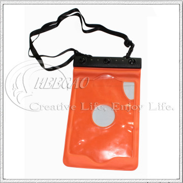 Bolso impermeable del teléfono celular del PVC (KG-WB005)