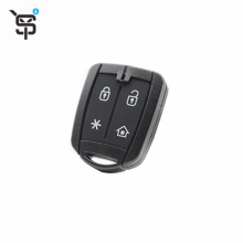 Top quality Remote key shell for brazil 4 button positron alarm system