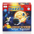 Custom Packaging toy toddler puzzles Children's Jigsaw Puzzle 100 Pieces
