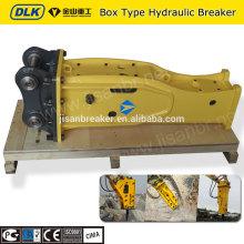 7-14ton Bagger gebrauchte hydraulischen Rock Hammerbrecher zum Verkauf