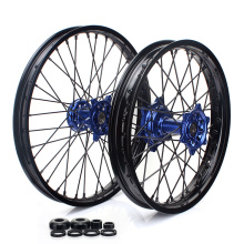 21 / 19 Inch Aluminum Motorcycle Spoke Wheel Sets for Yamaha YZF400-426