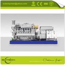1400KVA / 1120KW MTU Diesel Generator mit Deutschland Original 12V4000G23R MTU Motor