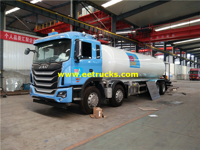 30000l LPG Delivery Vehicles