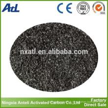 Cocoanut charbon actif pour l'eau de pureté
