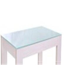 Vidrio de hoja templado claro para cenar / tabla de cristal del café