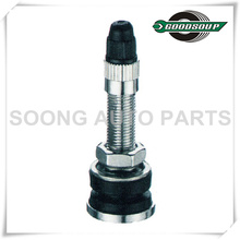 Válvulas de pneu sem câmara de ar de JS-102 para moto, Scooter & válvulas industriais