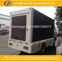 HOWO Mobile Moving Advertising LED Display Truck