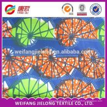Diseño de stock impresiones africanas cera de algodón, calidad fina impresiones africanas tela de cera de algodón, rica y magnífica cera africana