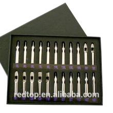 Permanente Tätowierung Rohr Nadel Spitze / Nadel Spitze Dropper Flaschen
