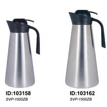 Jug thermique / pot de café de vide d'acier inoxydable Svp-1000zb