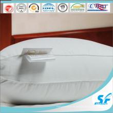 Taie d'oreiller à gousset en tissu de coton d'usine chinoise