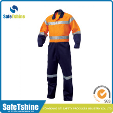 high visibility biocolor Flame Retardant Workwear