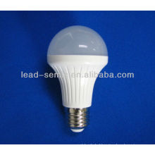 thermal conductive plastics led bulb made in China