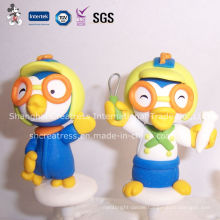 Pororo Series Cartoon Polymer Clay Cake Decoration